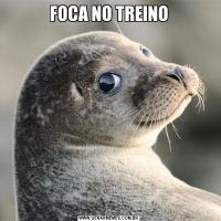 FOCA NO TREINO