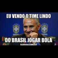 EU VENDO O TIME LINDODO BRASIL JOGAR BOLA