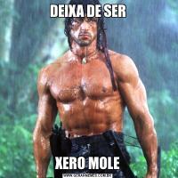 DEIXA DE SERXERO MOLE