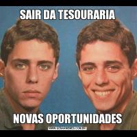 SAIR DA TESOURARIANOVAS OPORTUNIDADES