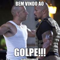 BEM VINDO AOGOLPE!!!