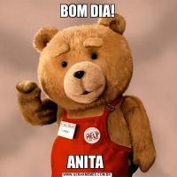 BOM DIA!ANITA