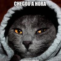 CHEGOU A HORA