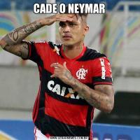 CADE O NEYMAR
