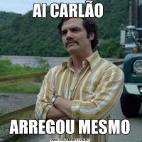 AI CARLÃO ARREGOU MESMO