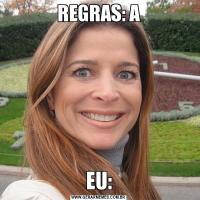 REGRAS: AEU: