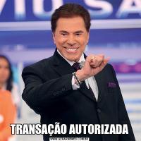 TRANSAÇÃO AUTORIZADA