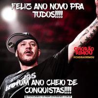 FELIZ ANO NOVO PRA TODOS!!!!UM ANO CHEIO DE CONQUISTAS!!!!