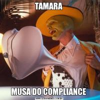 TAMARA MUSA DO COMPLIANCE