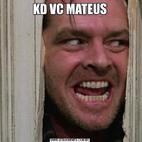 KD VC MATEUS