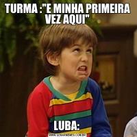 TURMA :