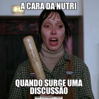 A CARA DA NUTRIQUANDO SURGE UMA DISCUSSÃO