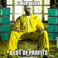 2 MIN WORKA LOT OF PROFITS