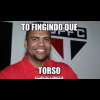 TO FINGINDO QUETORSO