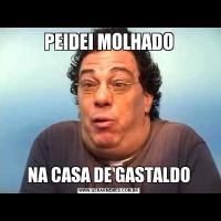 PEIDEI MOLHADONA CASA DE GASTALDO