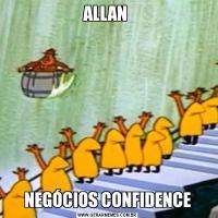 ALLAN NEGÓCIOS CONFIDENCE