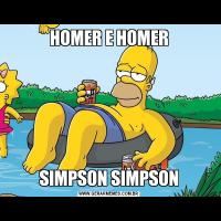 HOMER E HOMERSIMPSON SIMPSON