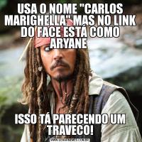 USA O NOME