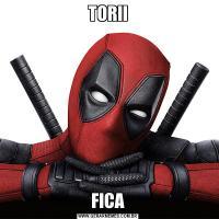 TORIIFICA