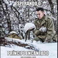 ESPERANDO O:PRÍNCIPE ENCANTADO