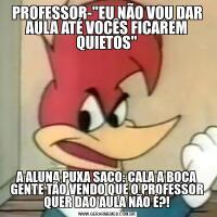 PROFESSOR-