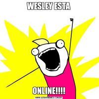 WESLEY ESTAONLINE!!!!