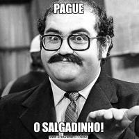 PAGUEO SALGADINHO!