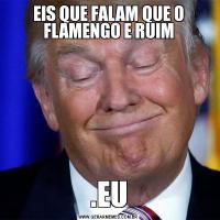EIS QUE FALAM QUE O FLAMENGO E RUIM.EU