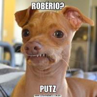 ROBÉRIO?PUTZ