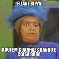 ELIANE SILVAAQUI EM GUANHAES BANHO E COISA RARA