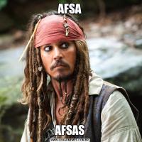 AFSAAFSAS