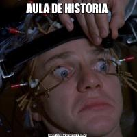 AULA DE HISTORIA