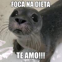 FOCA NA DIETATE AMO!!!
