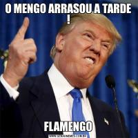 O MENGO ARRASOU A TARDE !FLAMENGO