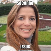 SOCORROJESUS
