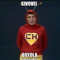 SIVOVEI BOYOLA