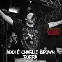 AQUI É CHARLIE BROWN PORRA