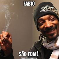 FABIOSÃO TOMÉ