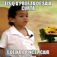 EIS Q A PROF TA DE SAIA CURTAE DEIXA O PINCEL  CAIR