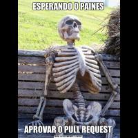 ESPERANDO O PAINESAPROVAR O PULL REQUEST