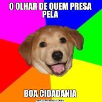 O OLHAR DE QUEM PRESA PELABOA CIDADANIA