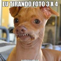 EU TIRANDO FOTO 3 X 4