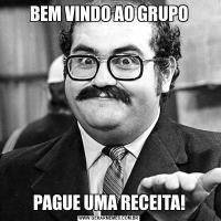 BEM VINDO AO GRUPOPAGUE UMA RECEITA!