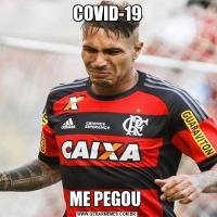 COVID-19ME PEGOU