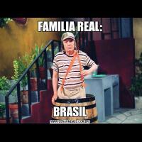 FAMILIA REAL:BRASIL