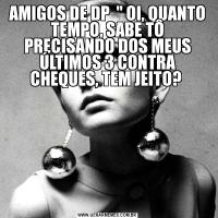 AMIGOS DE DP