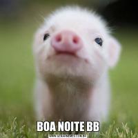 BOA NOITE BB