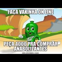 FAÇA VAKINHA ON LINEPEÇA 4000 PRA COMPRAR ANABOLIZANTES