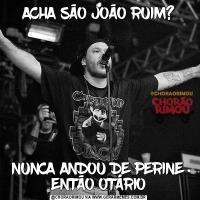 ACHA SÃO JOÃO RUIM?NUNCA ANDOU DE PERINE ENTÃO OTÁRIO