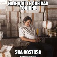 HOJE VOU TE CHEIRAR TODINHASUA GOSTOSA